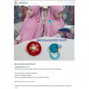 tips cara memilih bros untuk jilbab`
