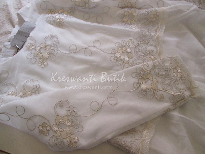 jual baju gamis femina gaun pesta pengantin muslimah modern putih5