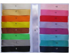 pilihan warna bros cantik bros kain