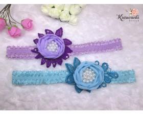 headband hijab handmade cantik